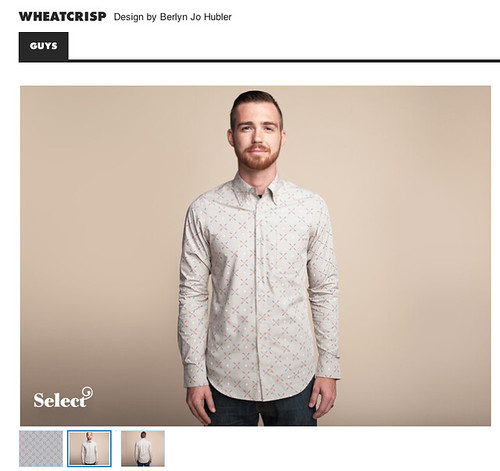 Wheatcrisp Men's Button Up