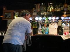 The Antiquary Bar, St Stephen Street, Edinburgh, Sept 2013