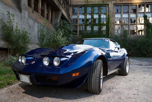 Chevrolet Corvette Stingray 1975