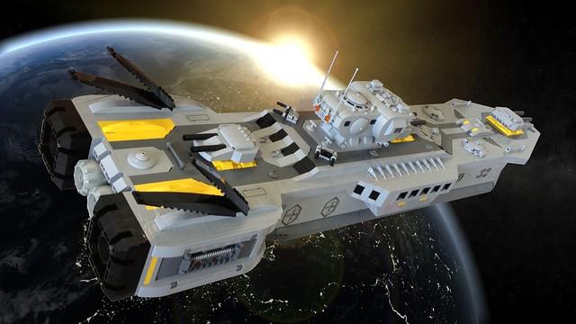 SHIP#2 WIP - Assault Destroyer