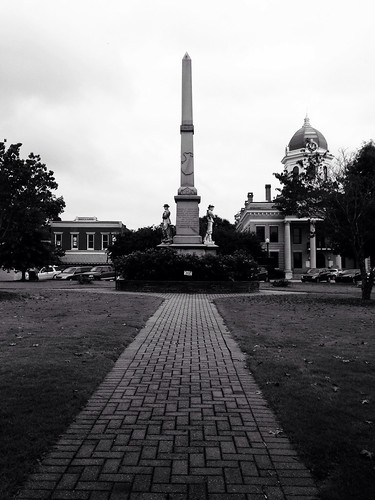 Monticello Town Square by danielrpartain