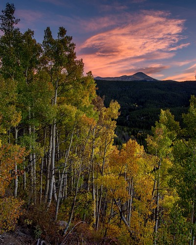 Sunset - Boreas Pass, CO