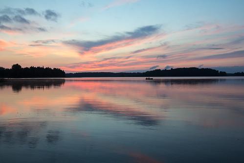 lake dawn ezers drīdzis drīdžaezers rītablāzma