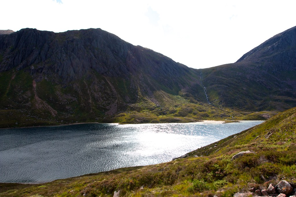 Loch Avon and Coire Etchachan