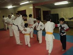 Tamashi Hankosha Karate Shorin Ryu Valdivia 2