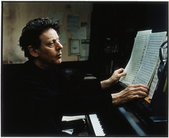 Visitors - Composer Phillip Glass