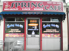 Picture of Spring Cafe, SE5 0TJ