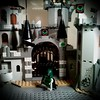 My son has changed the #lego Vampire Castle into Dr Doom's lair for his latest animation #spoilers #marvel
