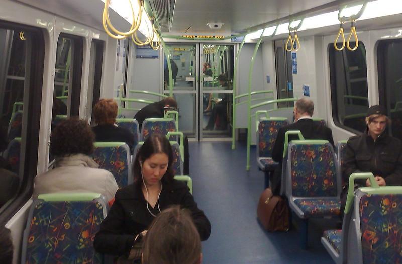 X'Trapolis train