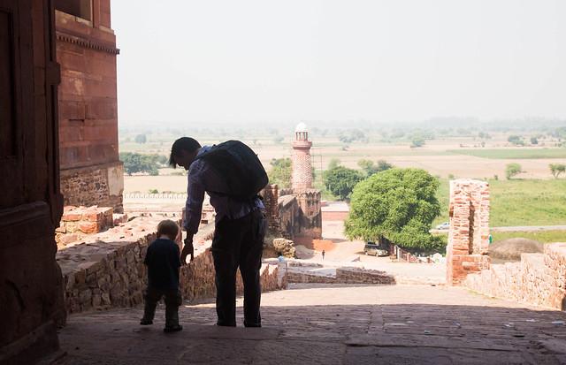 Agra and Fatehpur Sikri-26
