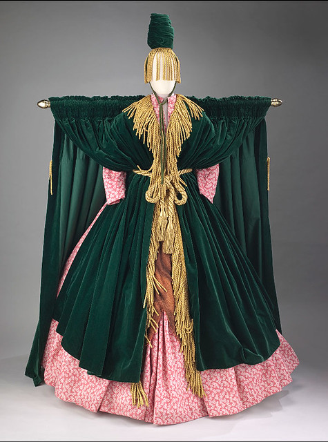 "Carol Burnett's ""Went with the Wind"" sketch costume ..."