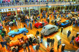 Зображення Royal Exhibition Building. car 2013 racvmotorclassica