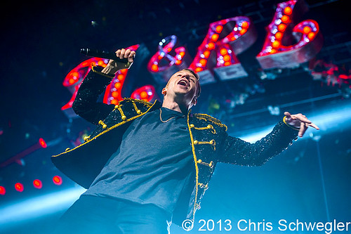 Macklemore & Ryan Lewis - 11-02-13 - The Palace Of Auburn Hills, Auburn Hills, MI