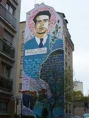 Murs peints / painted walls