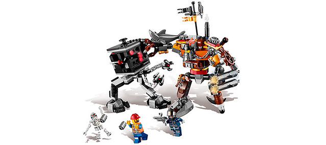 LEGO Movie 70807 - Metalbeard