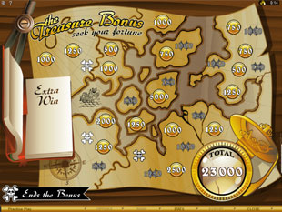 Age of Discovery Bonus Game