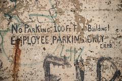 No Parking CRPD