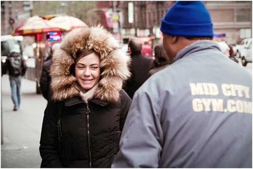 Girl Enjoying Offer of Gym Membership
