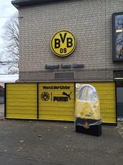 Wand der Liebe (PUMA/BVB)
