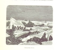 Image taken from page 361 of 'L'Expédition du Tegetthoff. Voyage de découvertes aux 80e-83e degrés de latitude nord, traduit de l'allemand ... par M. J. Gourdault, et contenant ... gravures, etc'