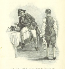 """British Library digitised image from page 36 of """"Treasure Island"""""""