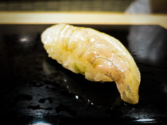 Karei (Sole Fish) @ Sukiyabashi Jiro