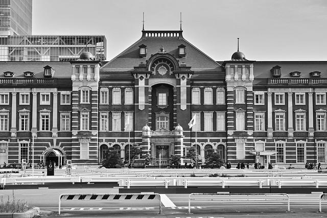 20131224_03_Tokyo Station Marunouchi station building