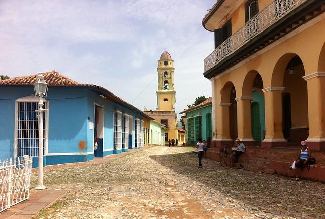Trinidad (Cuba).