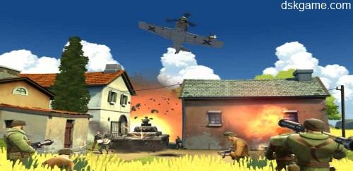 Batalla de Battlefield Heroes