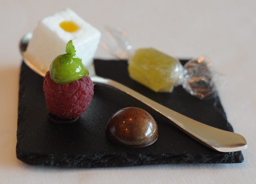 Guy Savoy Singapore's Mignardises