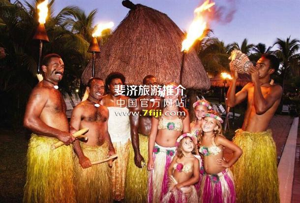 斐济武士与音乐