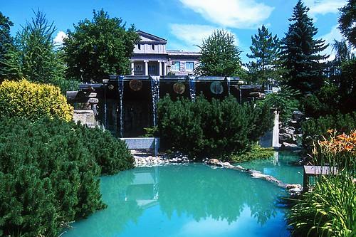 Vernon Court House, Vernon, North Okanagan Valley, British Columbia