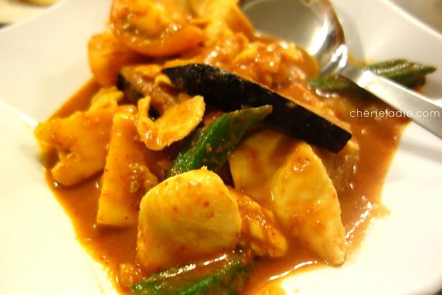 Gu Ma Jia Assam Seafood