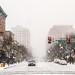 Old City Snowstorm by Darren LoPrinzi