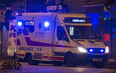 香港消防處救護車 A 478