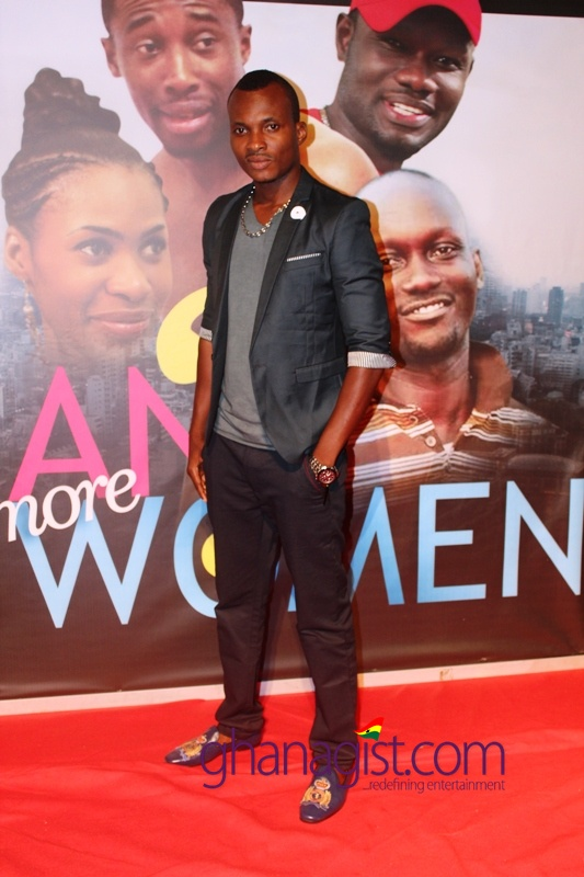 Any More Women? premiere