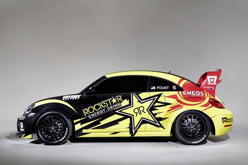 GRC Beetle Volkswagen Andretti Rallycross Teams USA 2014