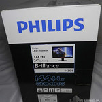 Monitor Philips Gamer Caja lateral