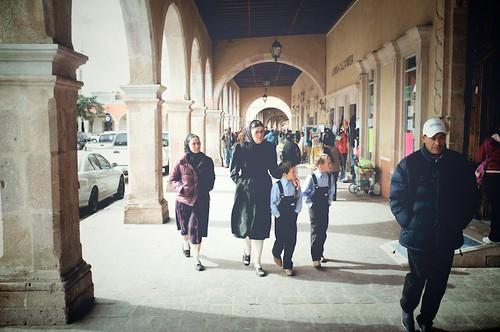 Comunidad menonita zacatecas