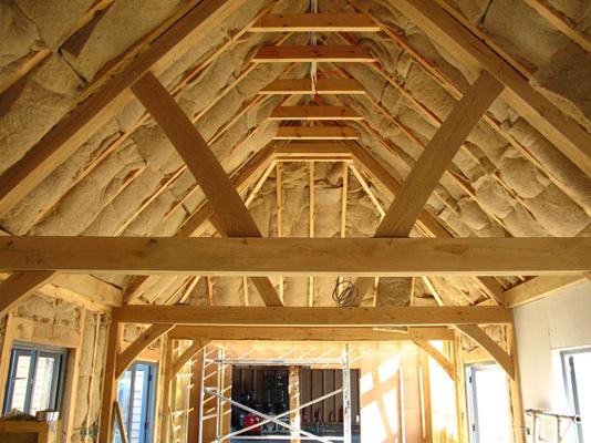 Hemp batt insulation