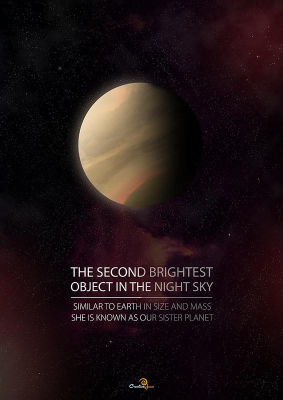 Venus Poster Design