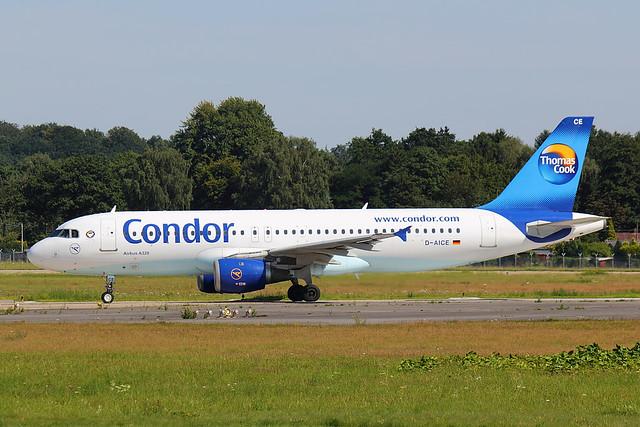 Condor - A320 - D-AICE (1)