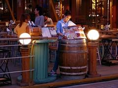 Bangkok . Waitresses