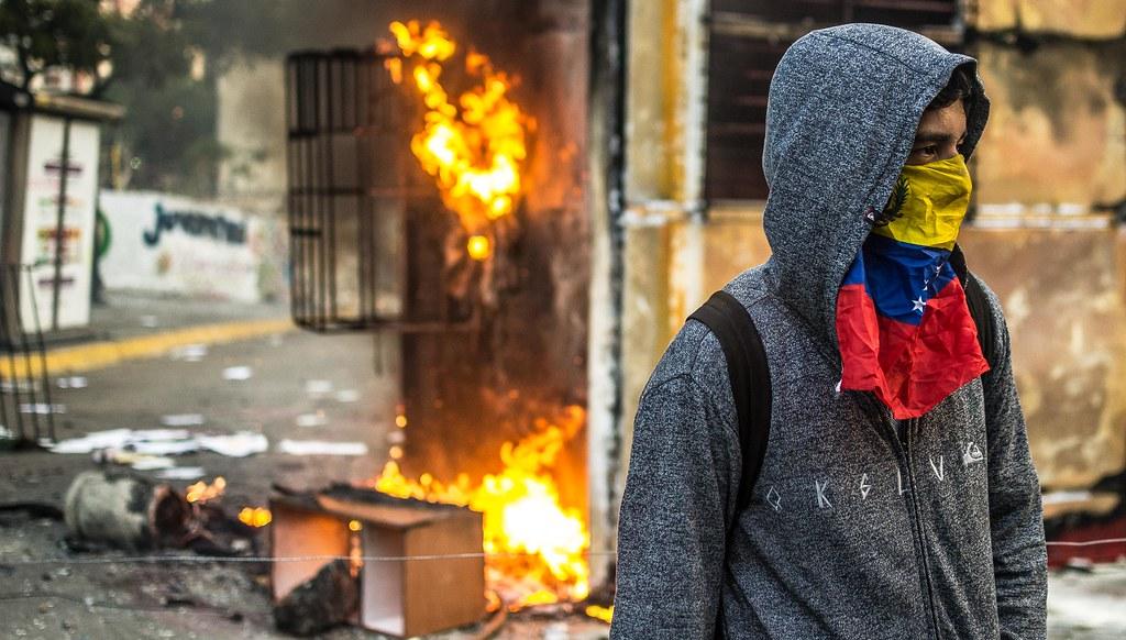 Venezuela Riots - Caracas 9/3/2014
