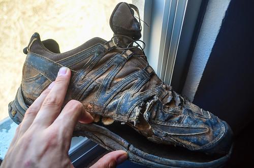 Dead shoes