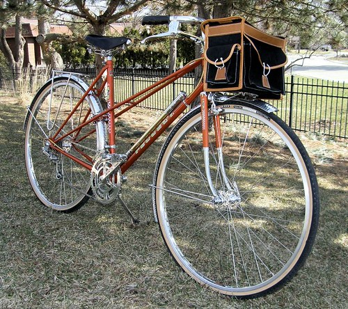 Mixte Front View