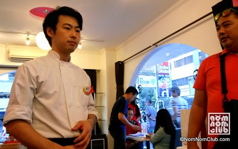 Chef Jun of Bebe Rouge