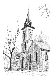 Church In Unionville