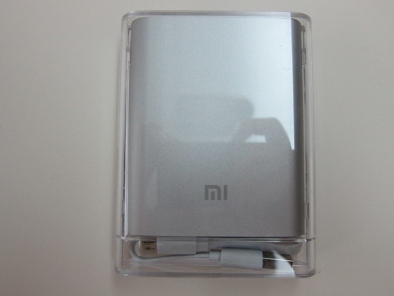 Xiaomi Mi 10,400mAh Power Bank - Packaging Front