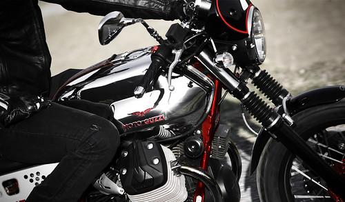2014 Moto Guzzi V7 Racer